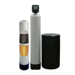 Dual Function Softener/Filter